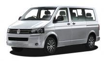 T5.1 Transporter Multivan California facelift