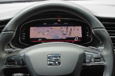 Seat Ateca Virtual Cockpit
