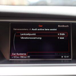 Audi Active Lane assist a4 8K