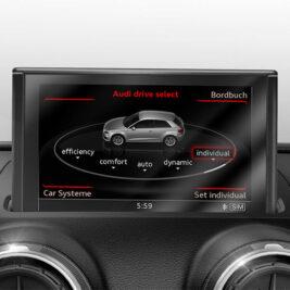 Audi Drive Select A3 8V