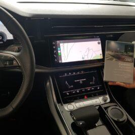 Audi Smaryphone Interface
