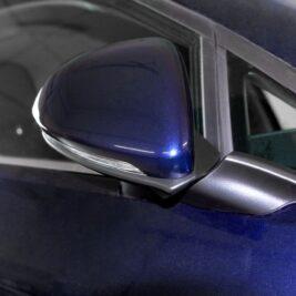 Folding mirrors VW