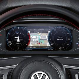 Touran Virtual Cockpit